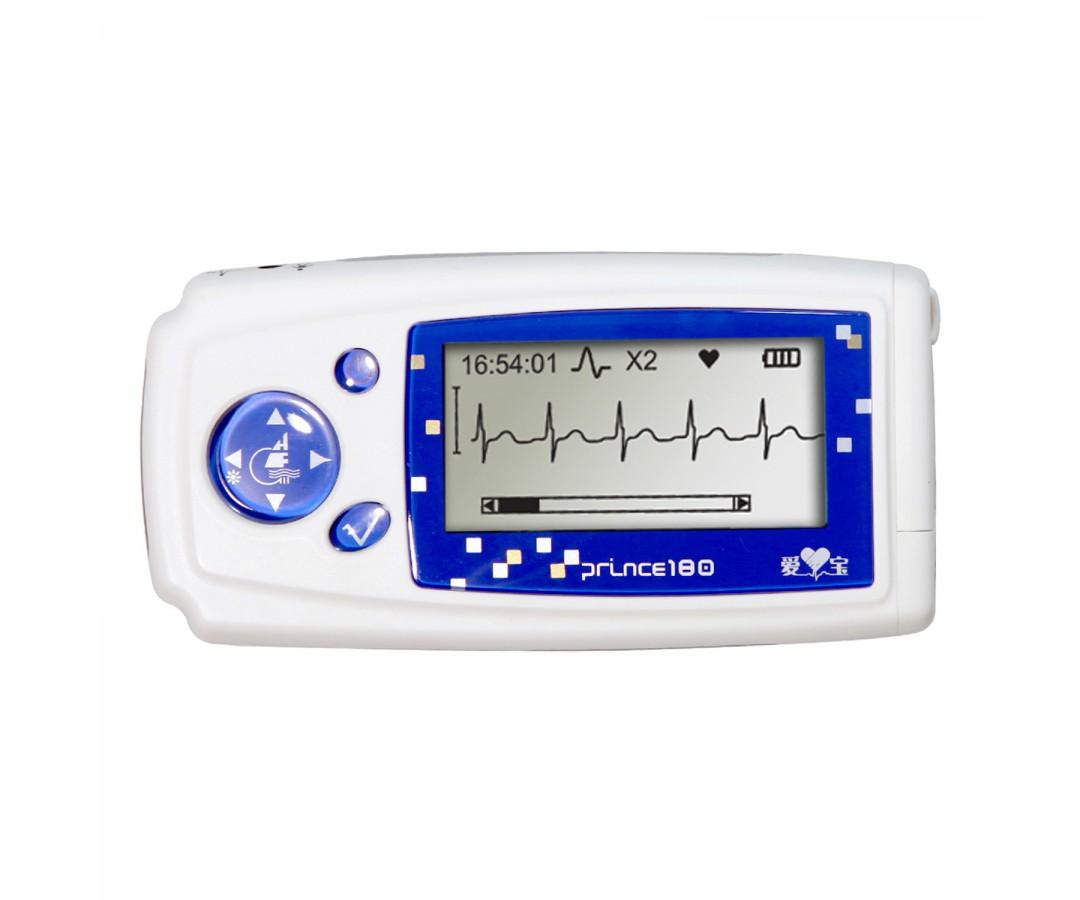 Easy ECG Monitor -- Prince-180A-Portable ECG Monitors-Heal Force Bio