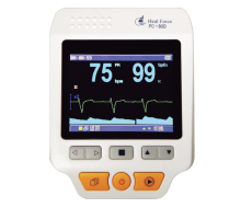 Easy ECG Monitor -- PC-80D (finger-clip probe included)