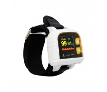 Wrist Pulse Oximeter -- Prince-100H (Bluetooth 4.0 optional)
